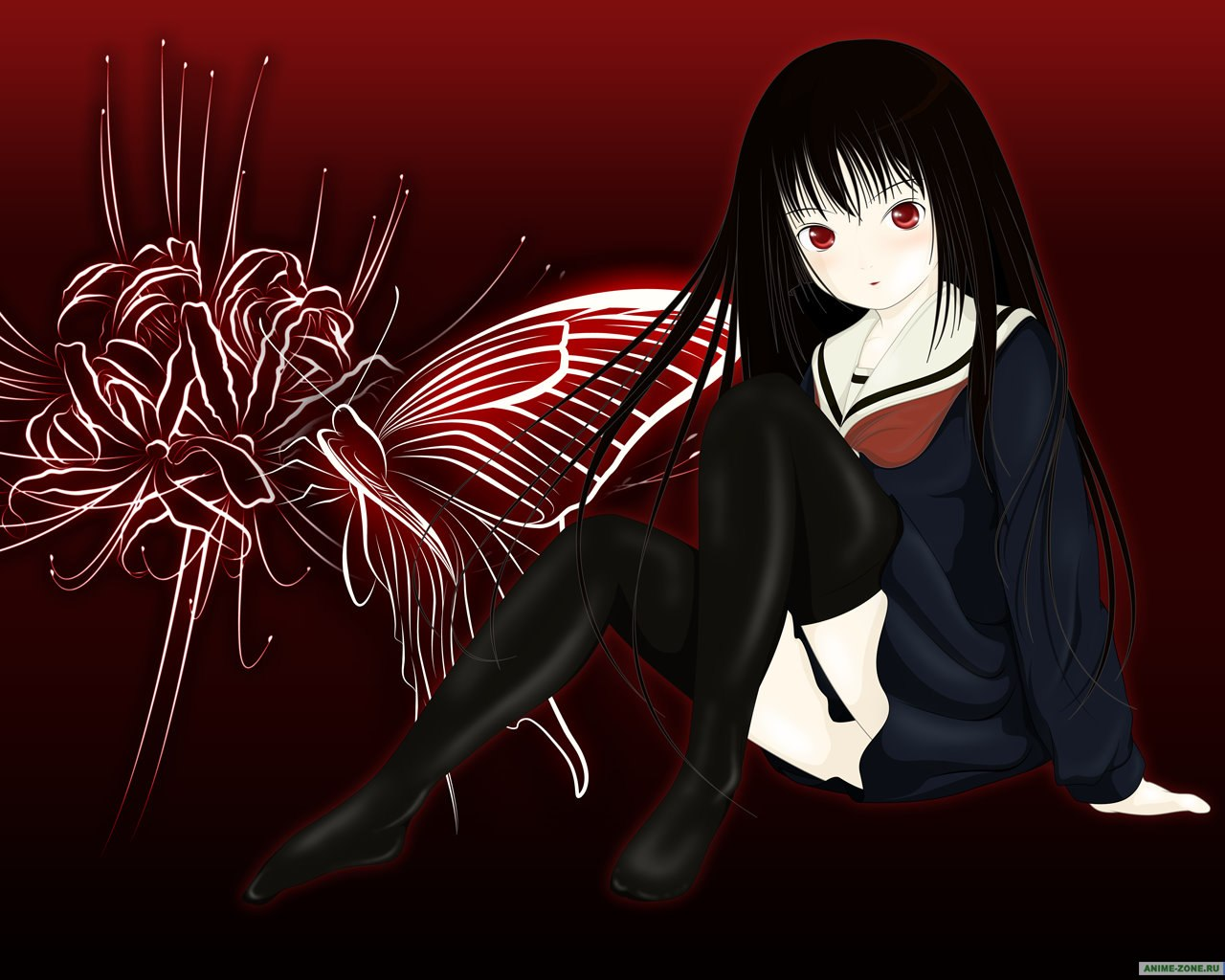 Hell Girl Wallpapers For Download Picture 1280x1024