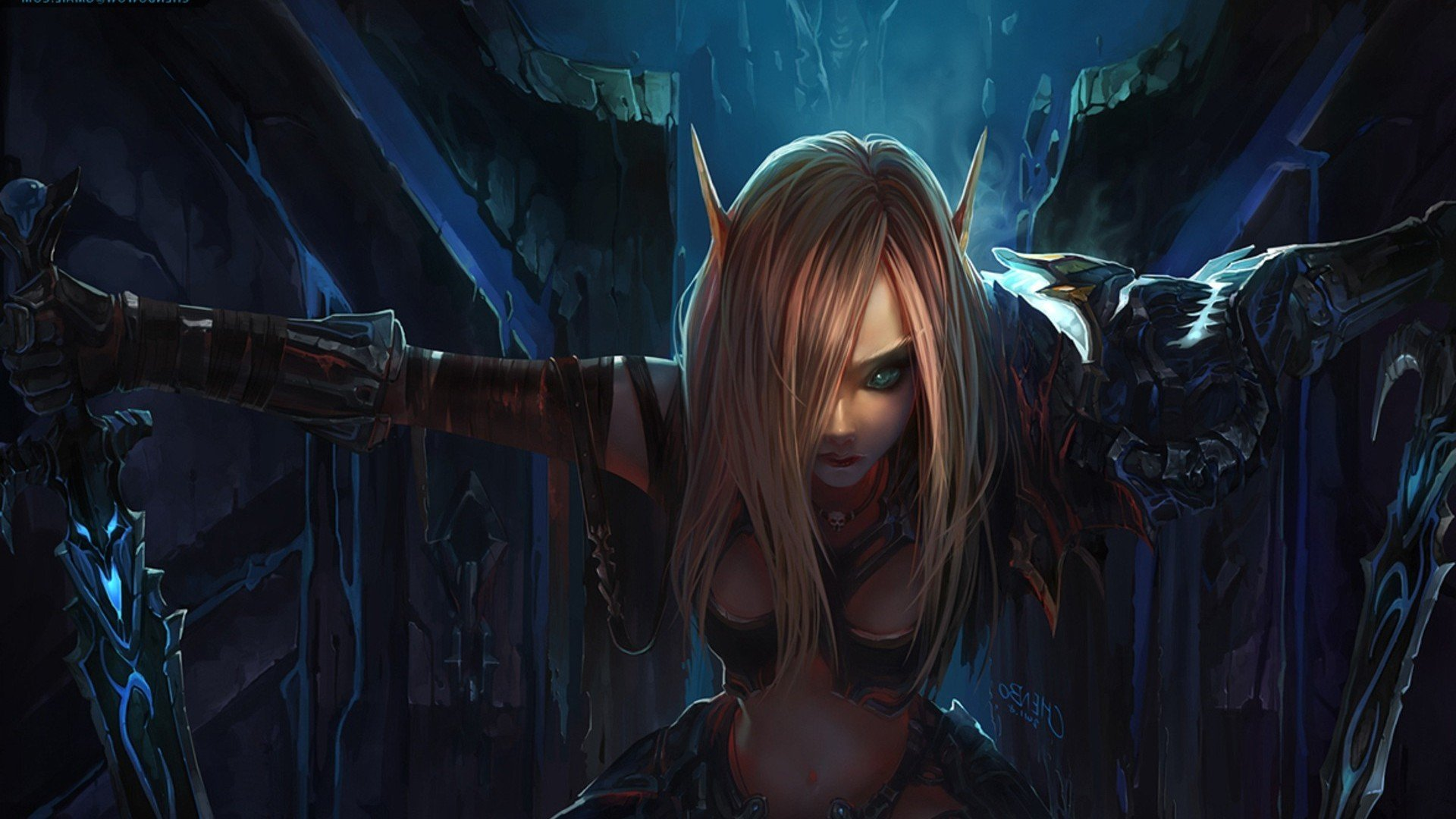 Download 21 Hd Wallpapers 19201080 World Of Warcraft 1920x1080