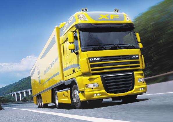 DAF Truck Wallpapers 595x420