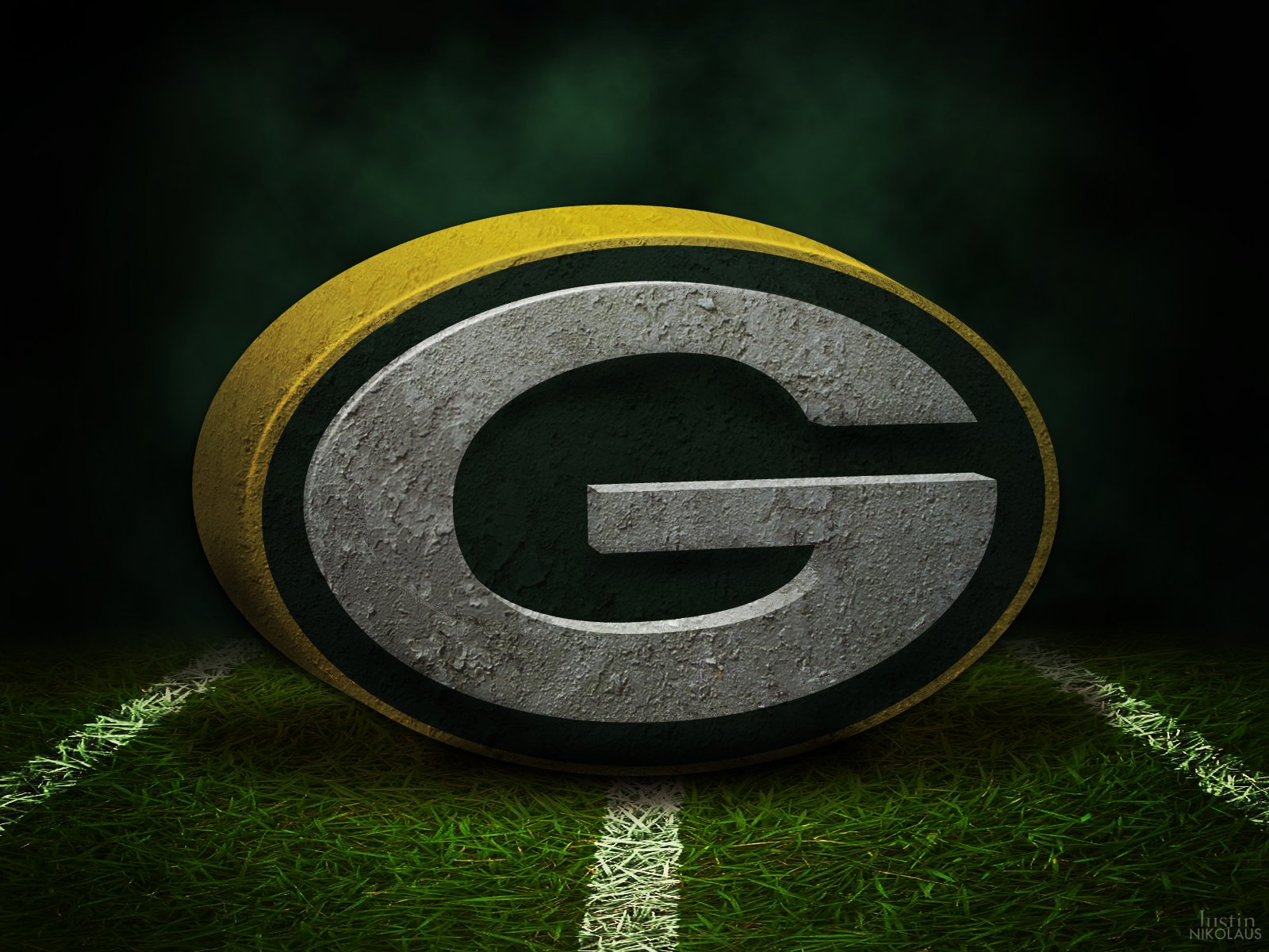 Green Bay Packer Wallpapers 365 Days of Design 1600x1200