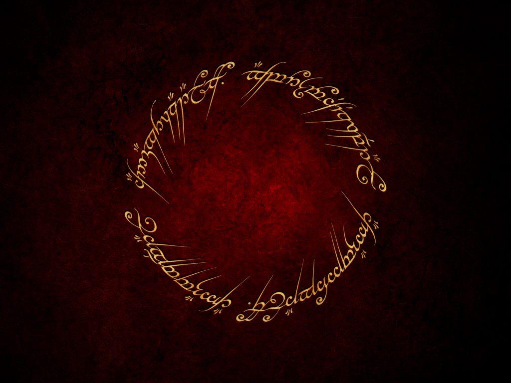 Lord Of the rings wallpaper 2 by JohnnySlowhand 1024x768