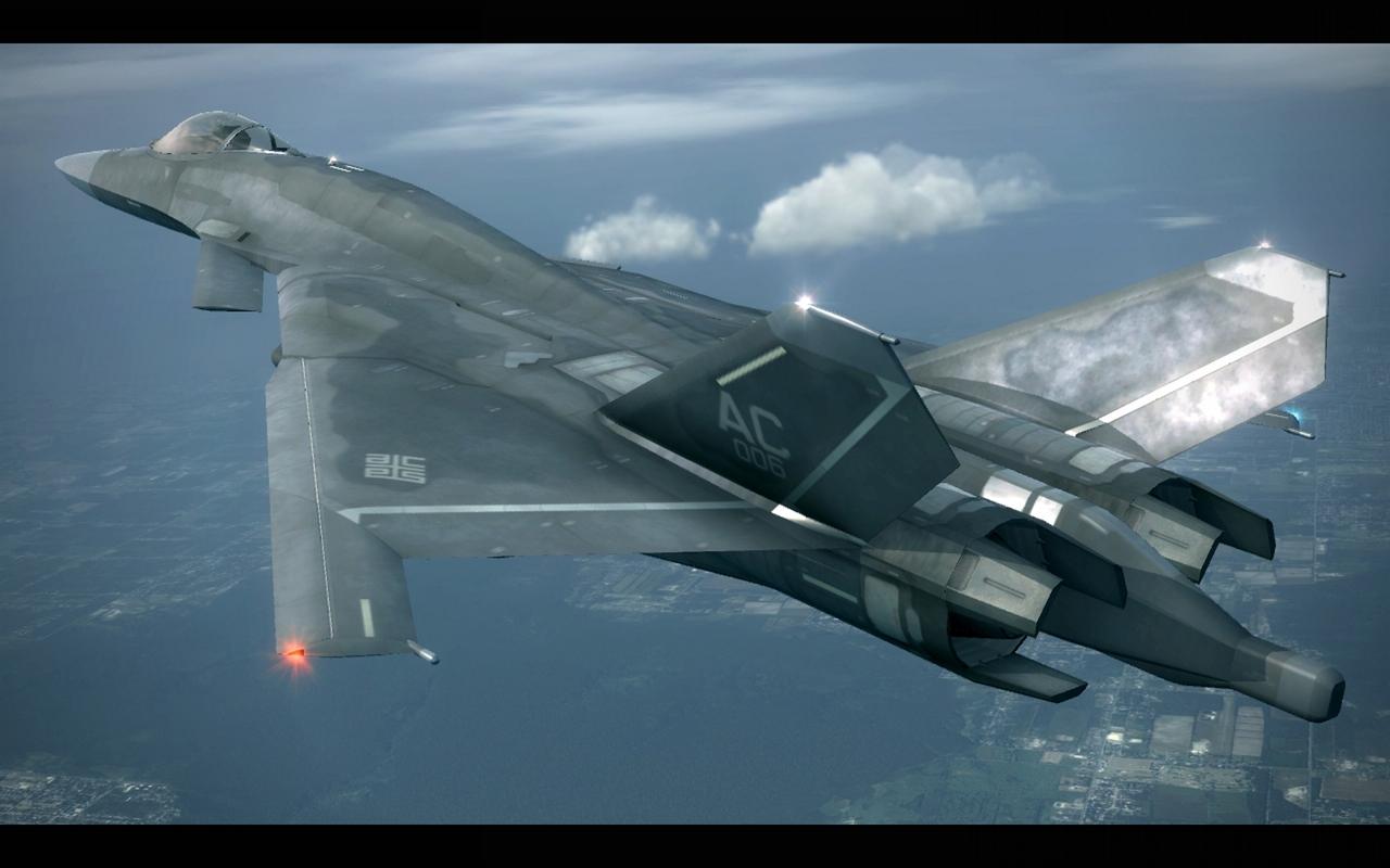 Ace Combat 6   Fires of Liberation wallpaper 7801 1280x800