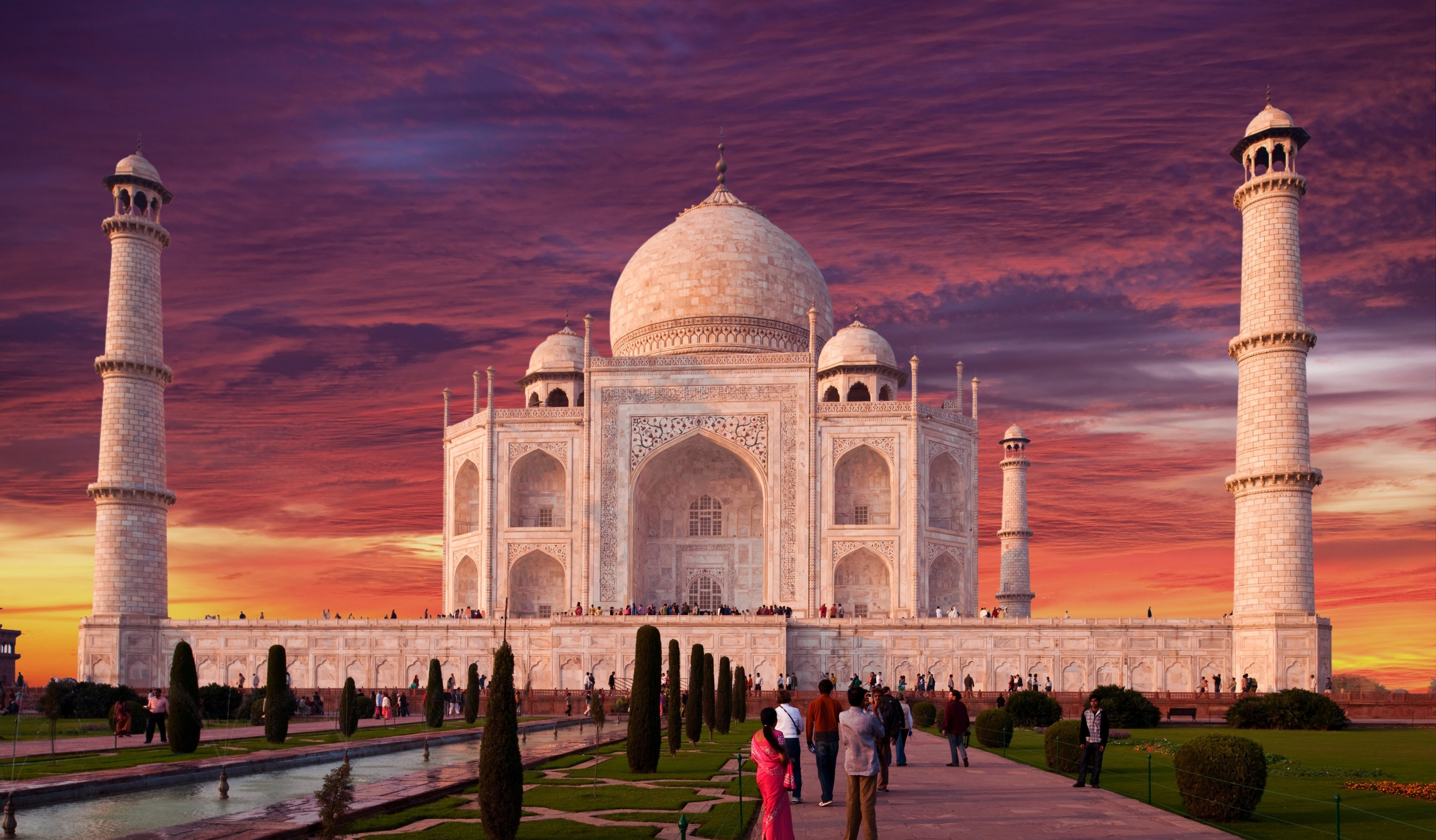 Taj Mahal Wallpapers Images Photos Pictures Backgrounds 4000x2340