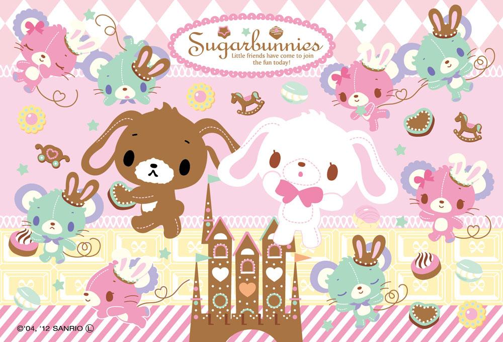 681 jpeg 199kB Sugarbunnies with coco and vanilla wallpaperjpg 1000x681