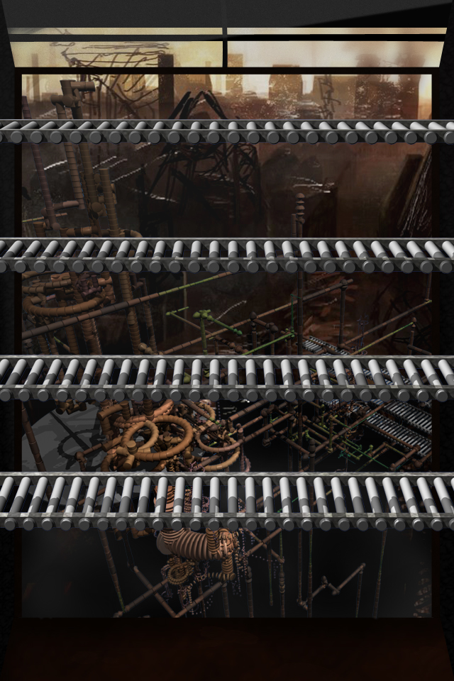 Iphone Steampunk wallpaper by elvissalaris 640x960