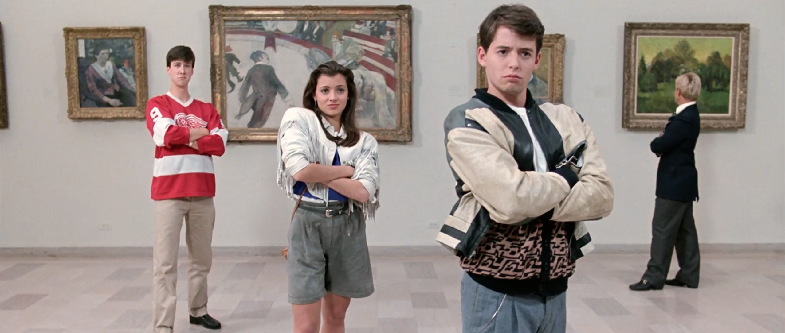 Ferris Buellers Day Off wallpapers 2555x1085