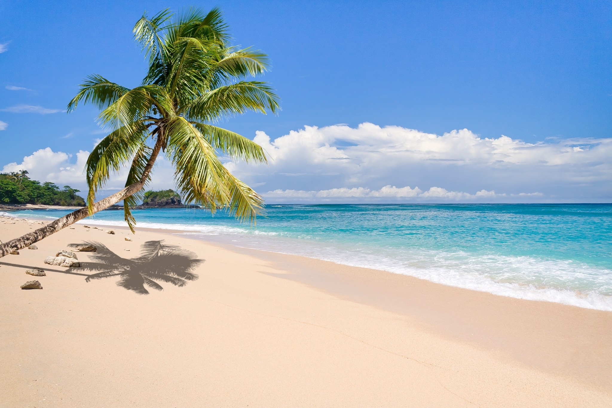 Tropical Island Desktop Backgrounds 47 Wallpapers 2048x1365