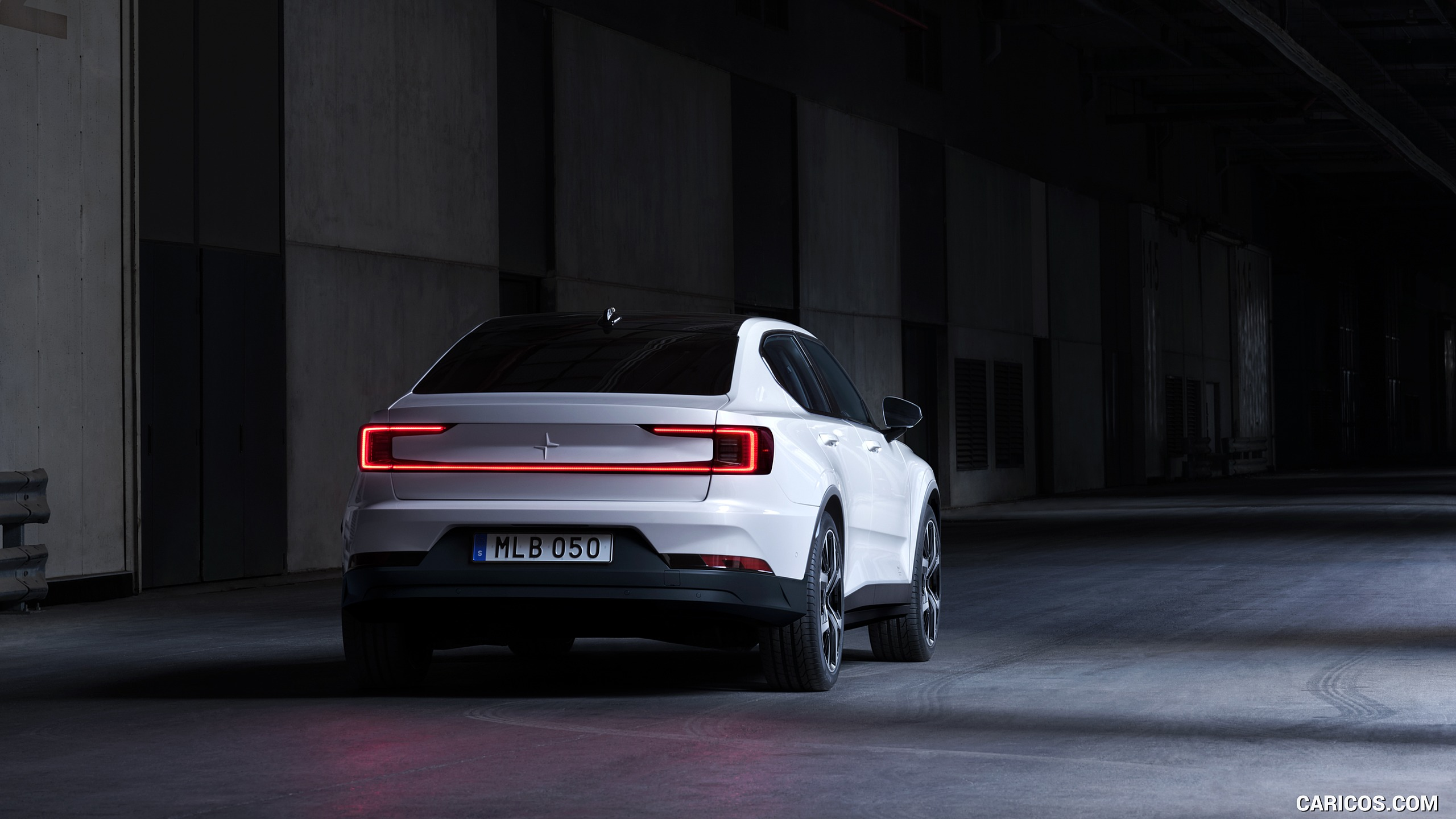 2020 Polestar 2   Rear HD Wallpaper 7 2560x1440