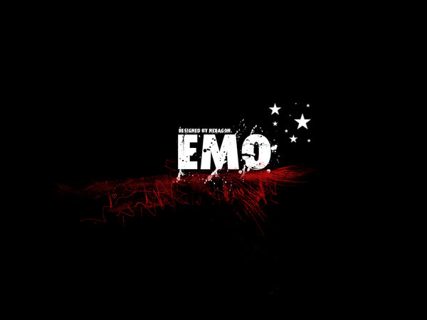 Emo Wallpaper For Facebook Emo wallpaper by nexag0n 600x450