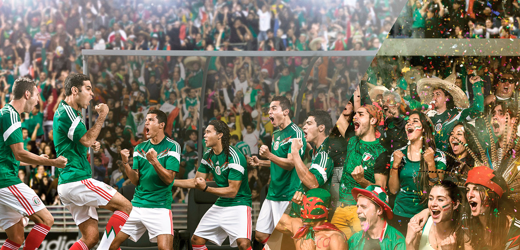 Mexican Soccer Team Fans   Soccer All In One 1708x824