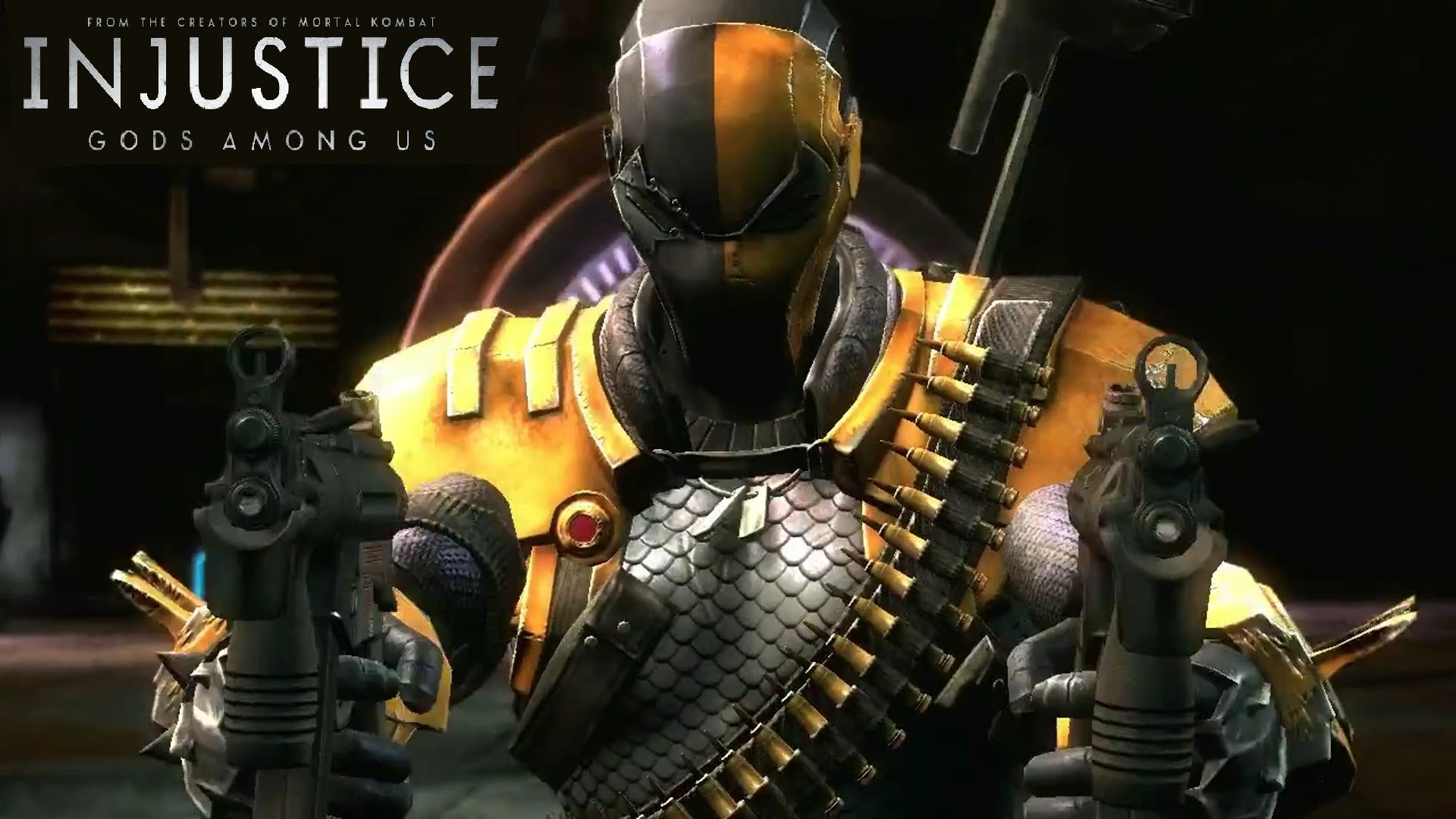 Injustice Deathstroke Reveal PS3XBOX360WiiU HD 1920x1080