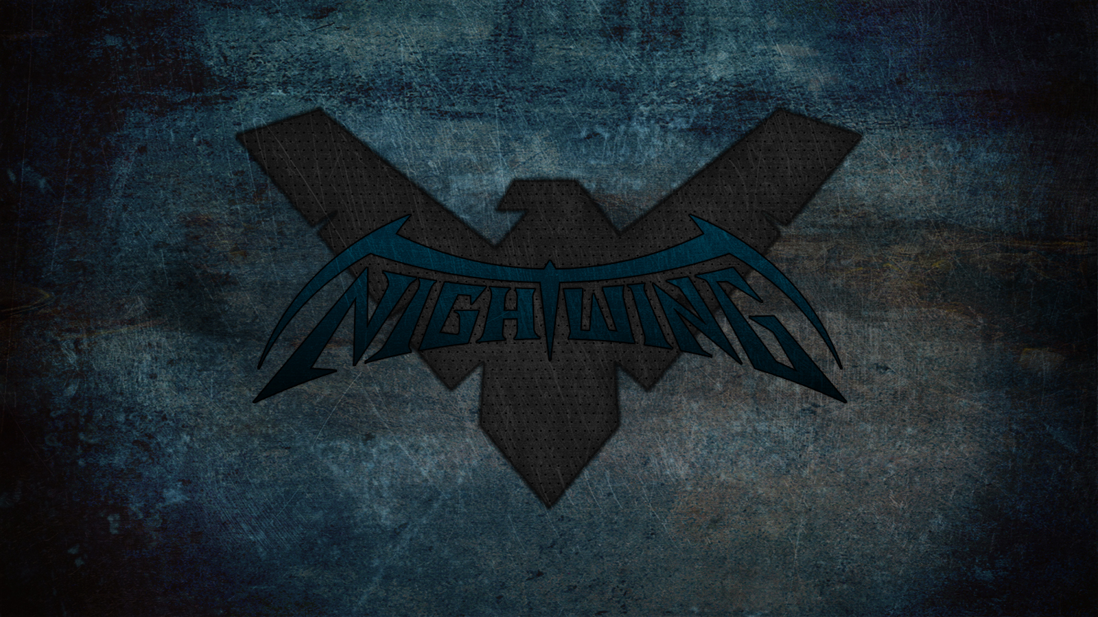 Nightwing Symbol Wallpaper Nightwing 1600x900