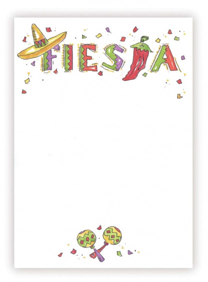 Mexican Fiesta Background Mexican Fiesta 414x561