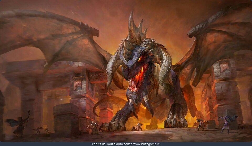 Ruan Jia Art Inspiration Warcraft art World of warcraft 960x556