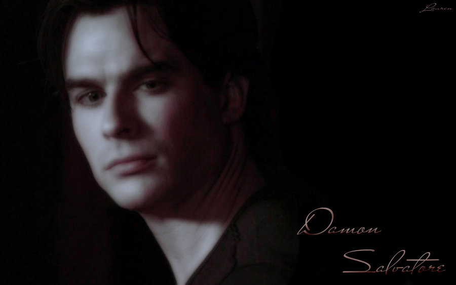 Damon Vampire Diaries Wallpaper The vampire diaries   damon 900x563