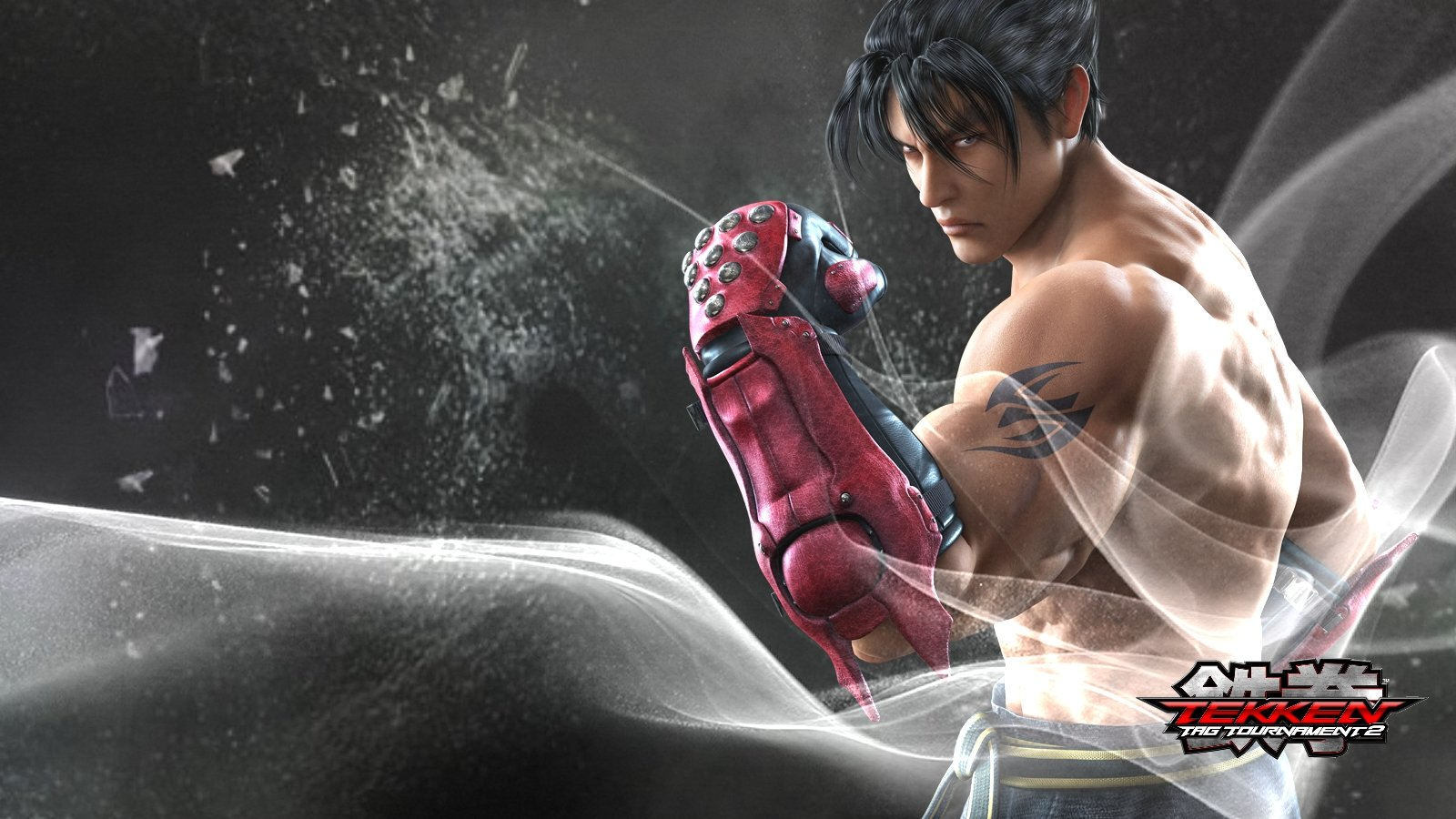 Wallpapers of jin kazama wallpapersafari the producer of tekken wants to continue the series on ps4 push 1600x900 voltagebd Gallery