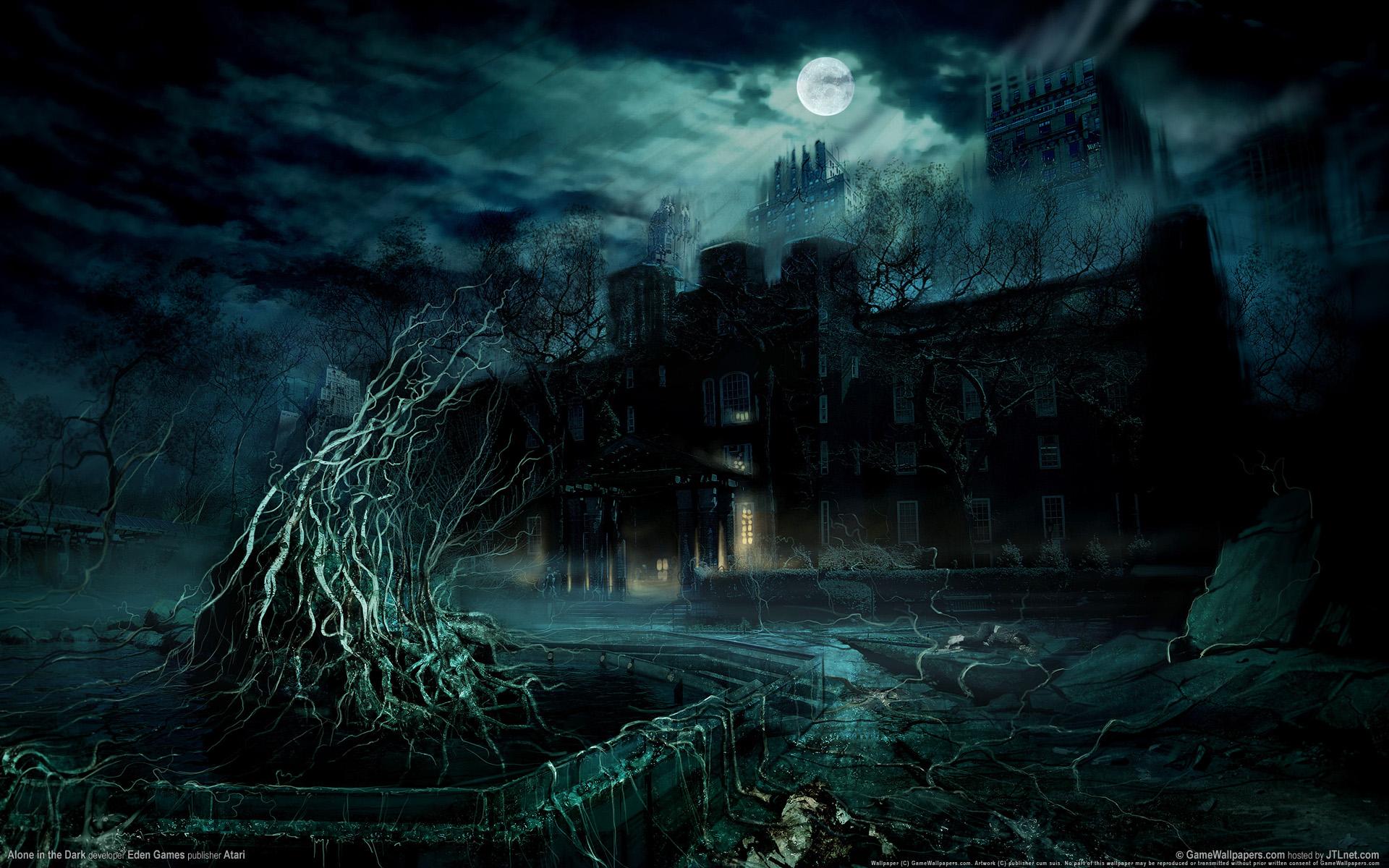 Free Download Dark City Night Wallpaper From Dark Wallpapers