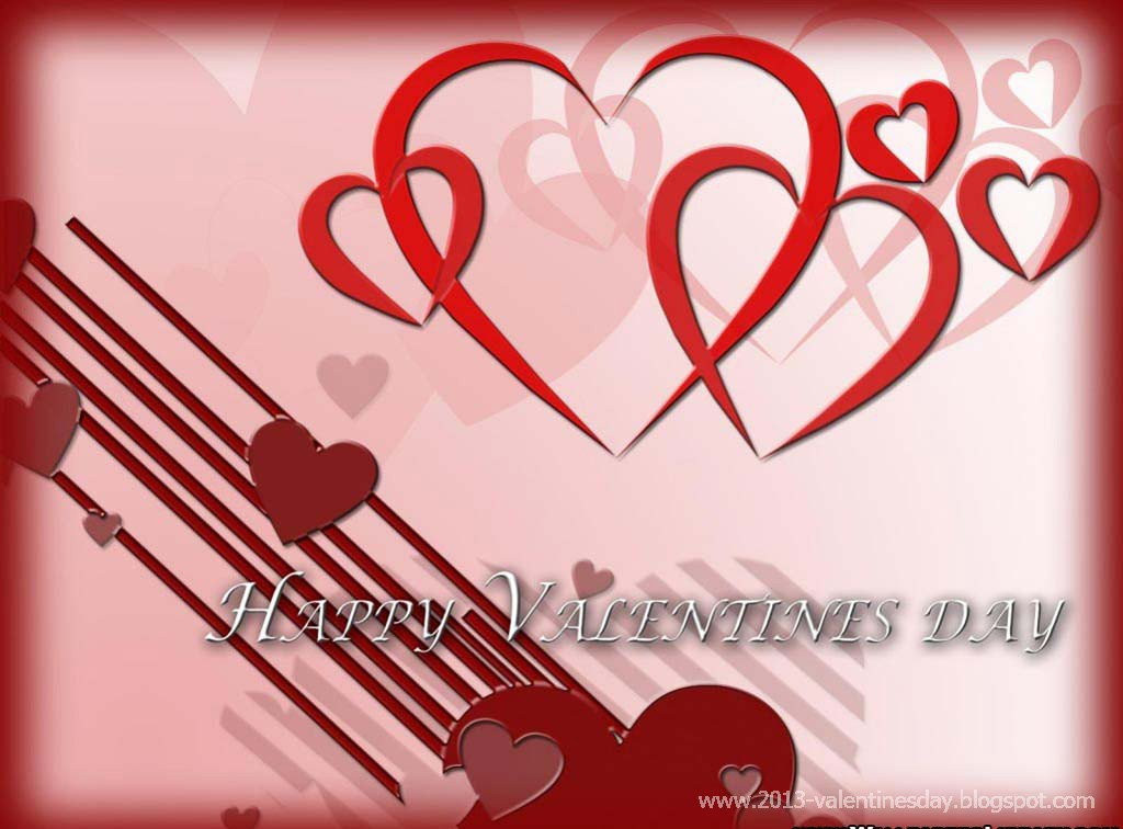 Happy Valentines day 2013 HD wallpapers (1024px 1920px)