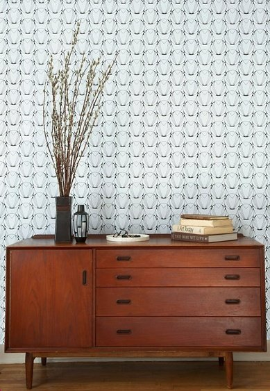 chic easy apply wallpaper i like stuff Pinterest 389x563