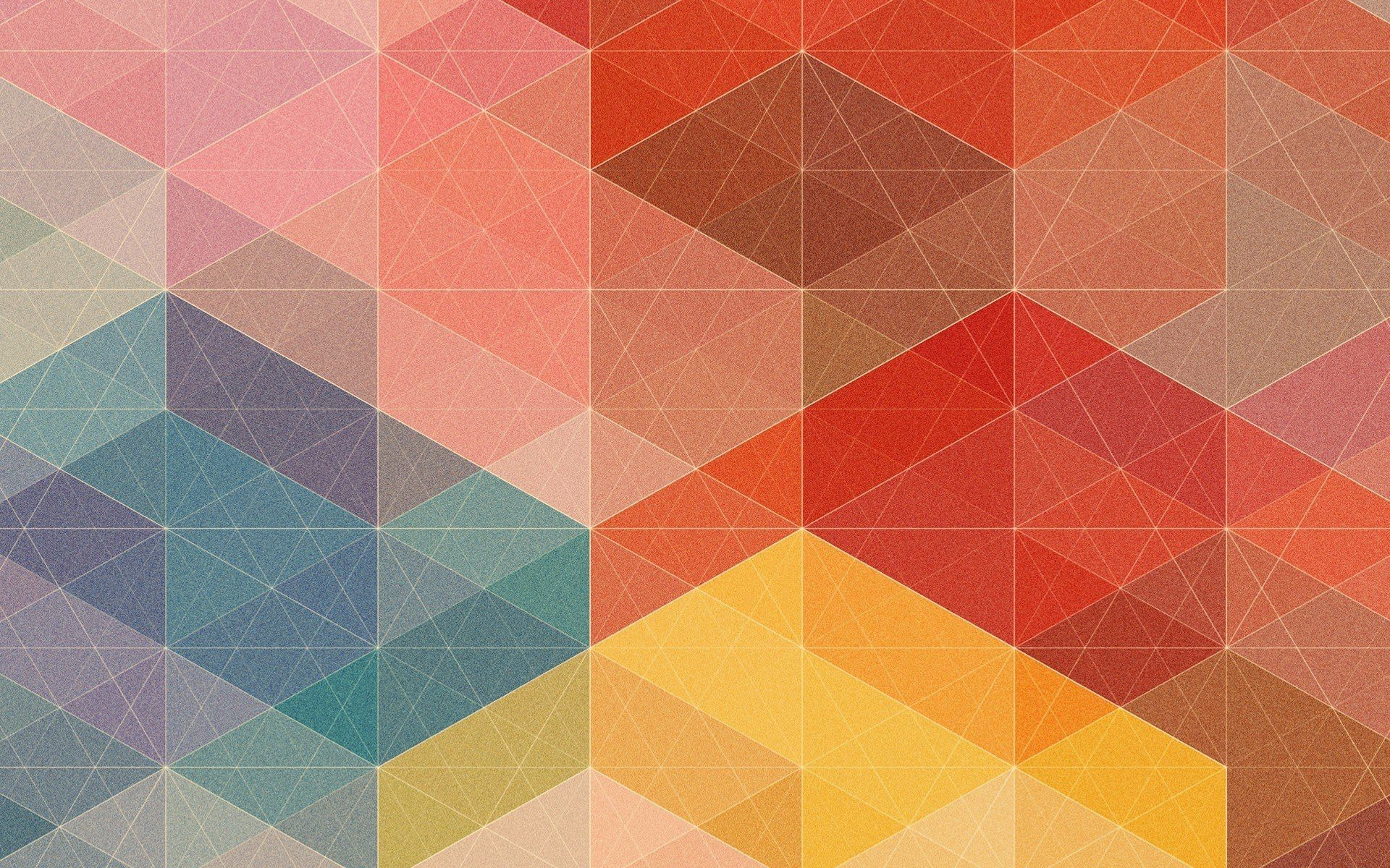 Orange Geometric Wallpapers   Top Orange Geometric 1920x1200