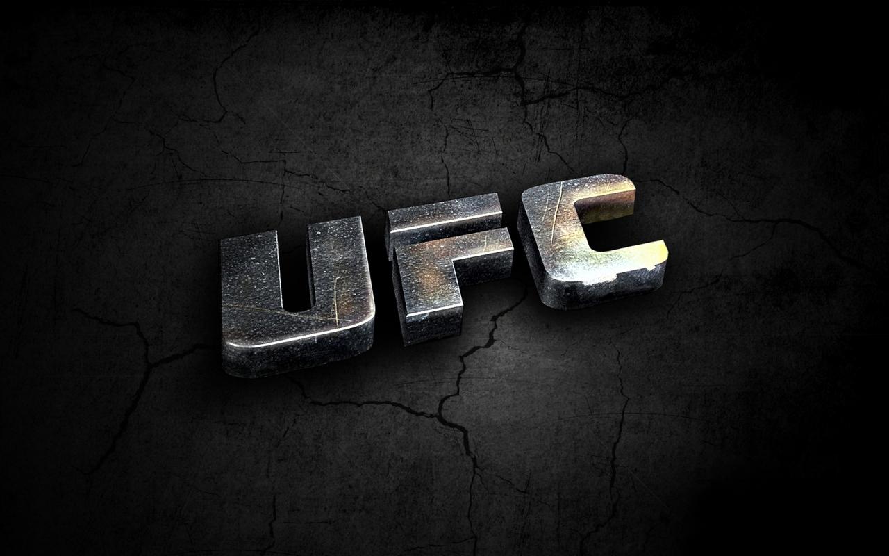 UFC Logo Wallpaper 1280x800