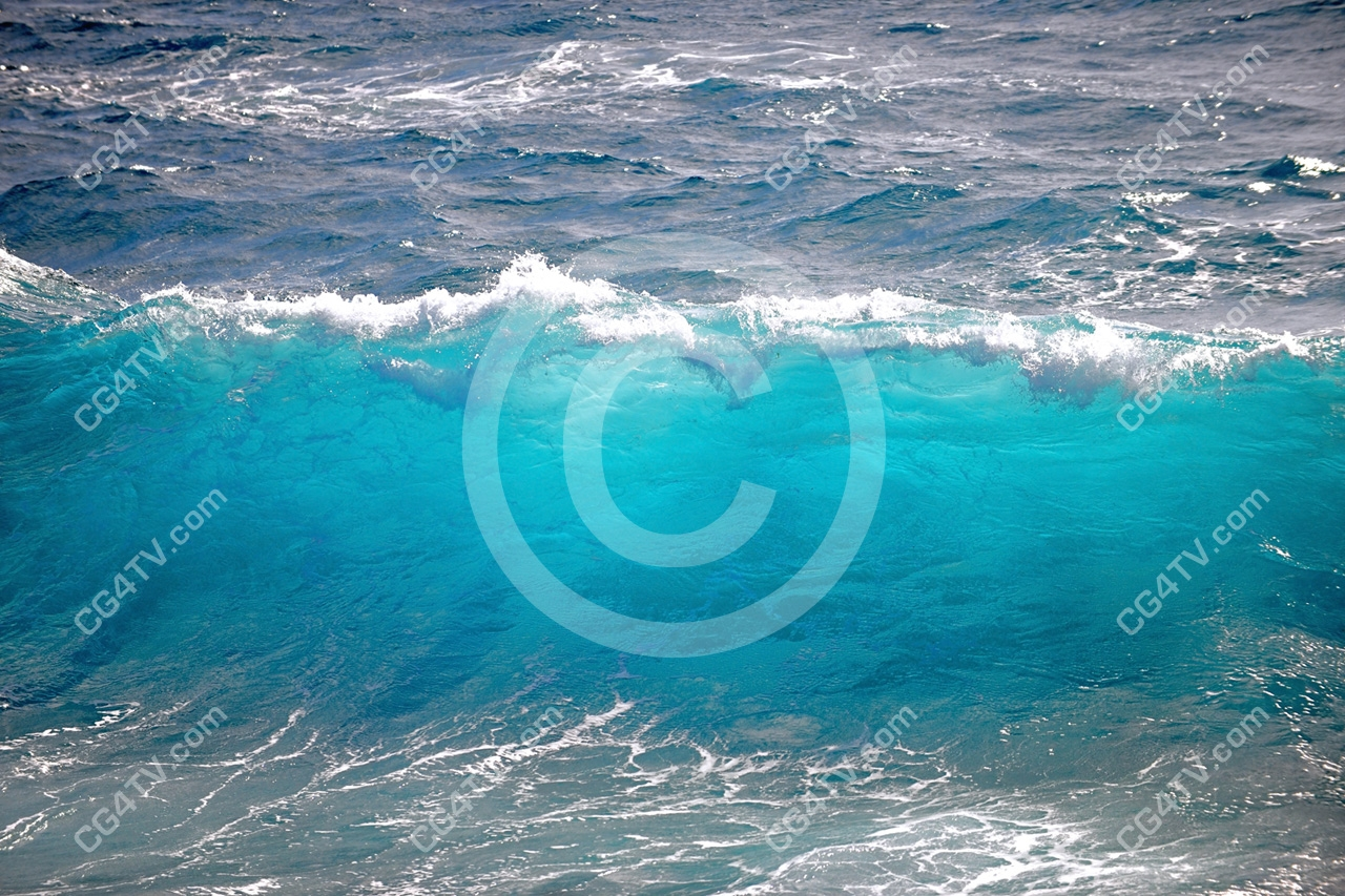 49 Ocean Waves Wallpaper Moving On Wallpapersafari