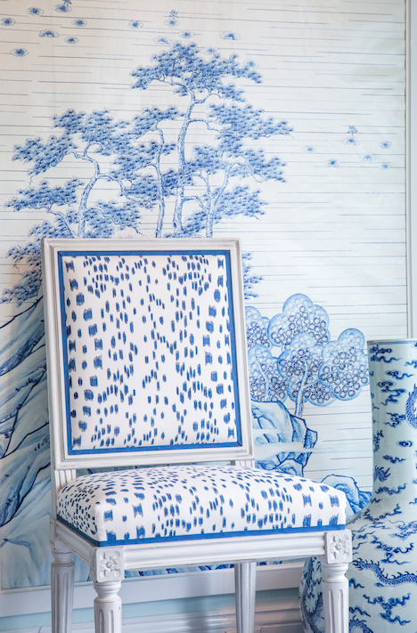 Chinoiserie Chic Saturday Inspiration   Blue and White 468x711