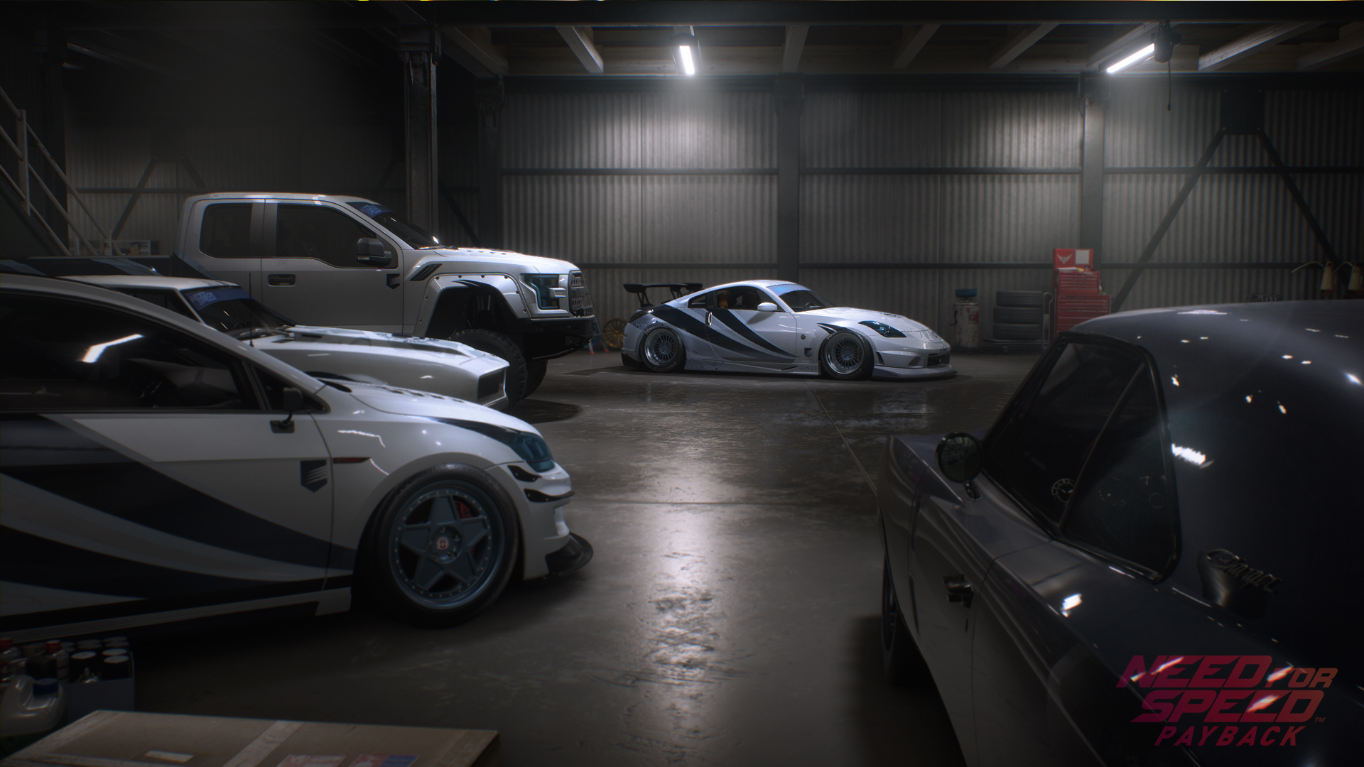 Need For Speed Payback Wallpapers 1920x1080