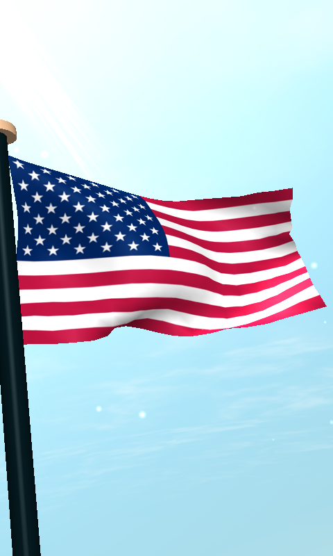 US Flag 3D Live Wallpaper   Android Apps on Google Play 480x800