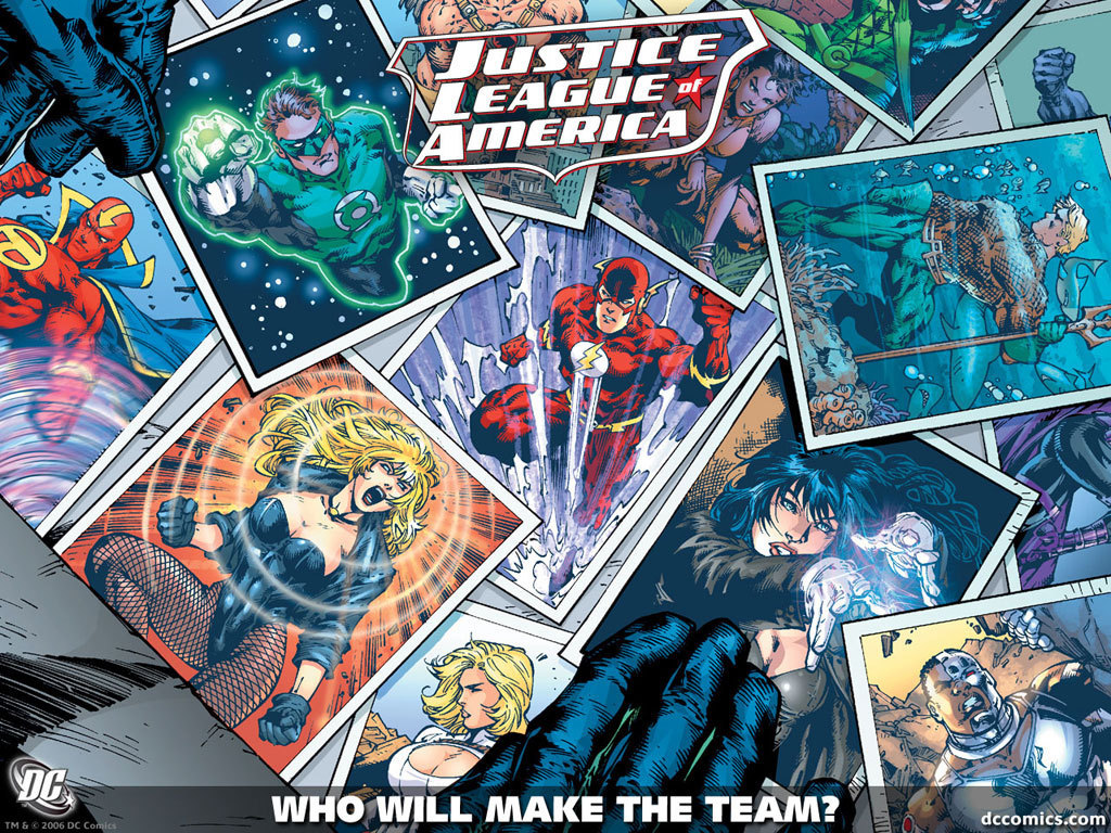 DC Comics images JLA HD wallpaper and background photos 16384839 1024x768