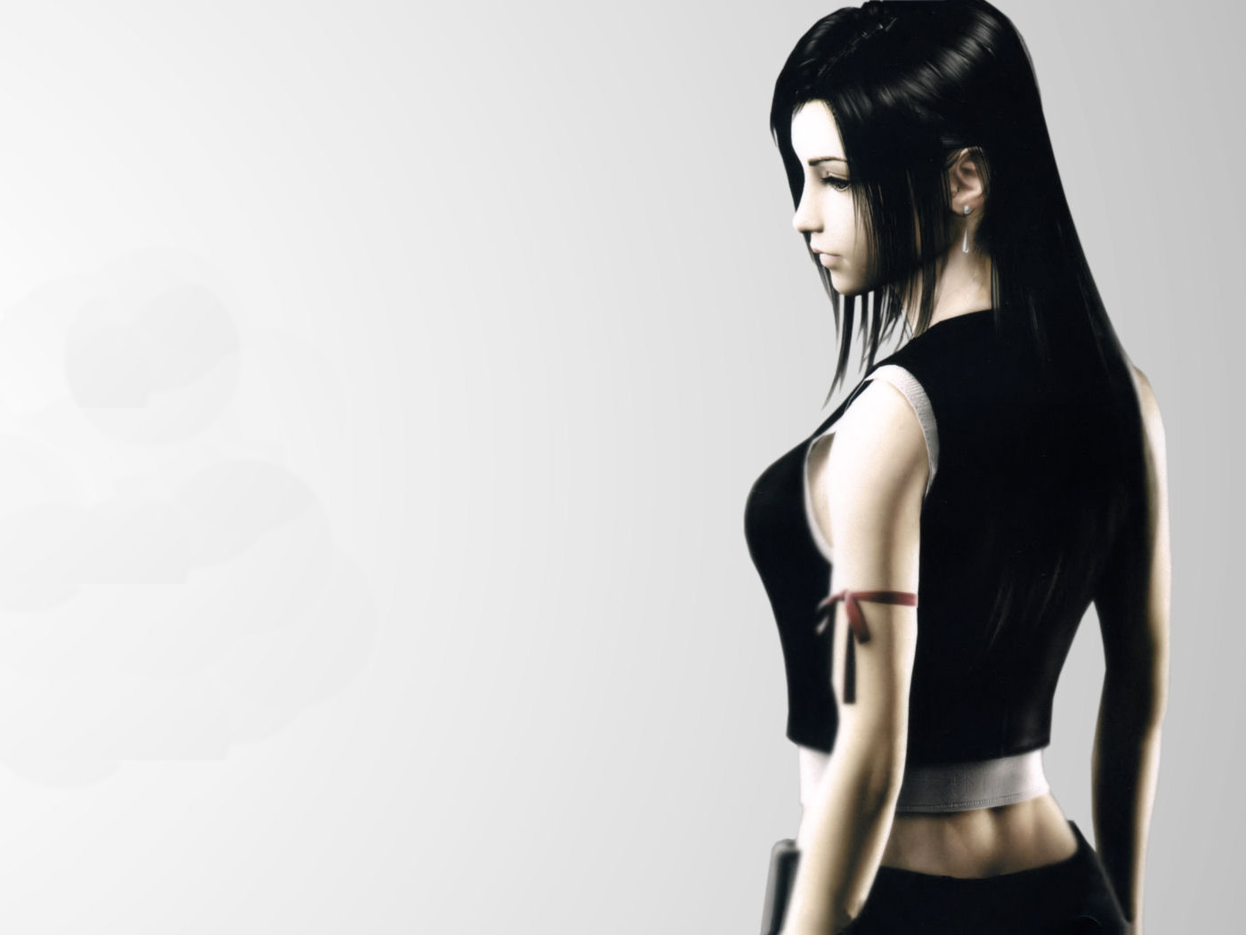 50 Final Fantasy 7 Tifa Wallpaper On Wallpapersafari
