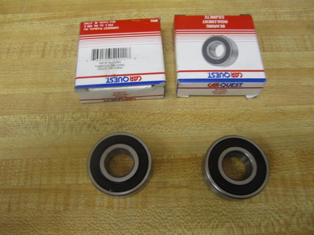 Carquest 6204RS Bearing Pack of 2 Amazoncom Industrial 1024x768