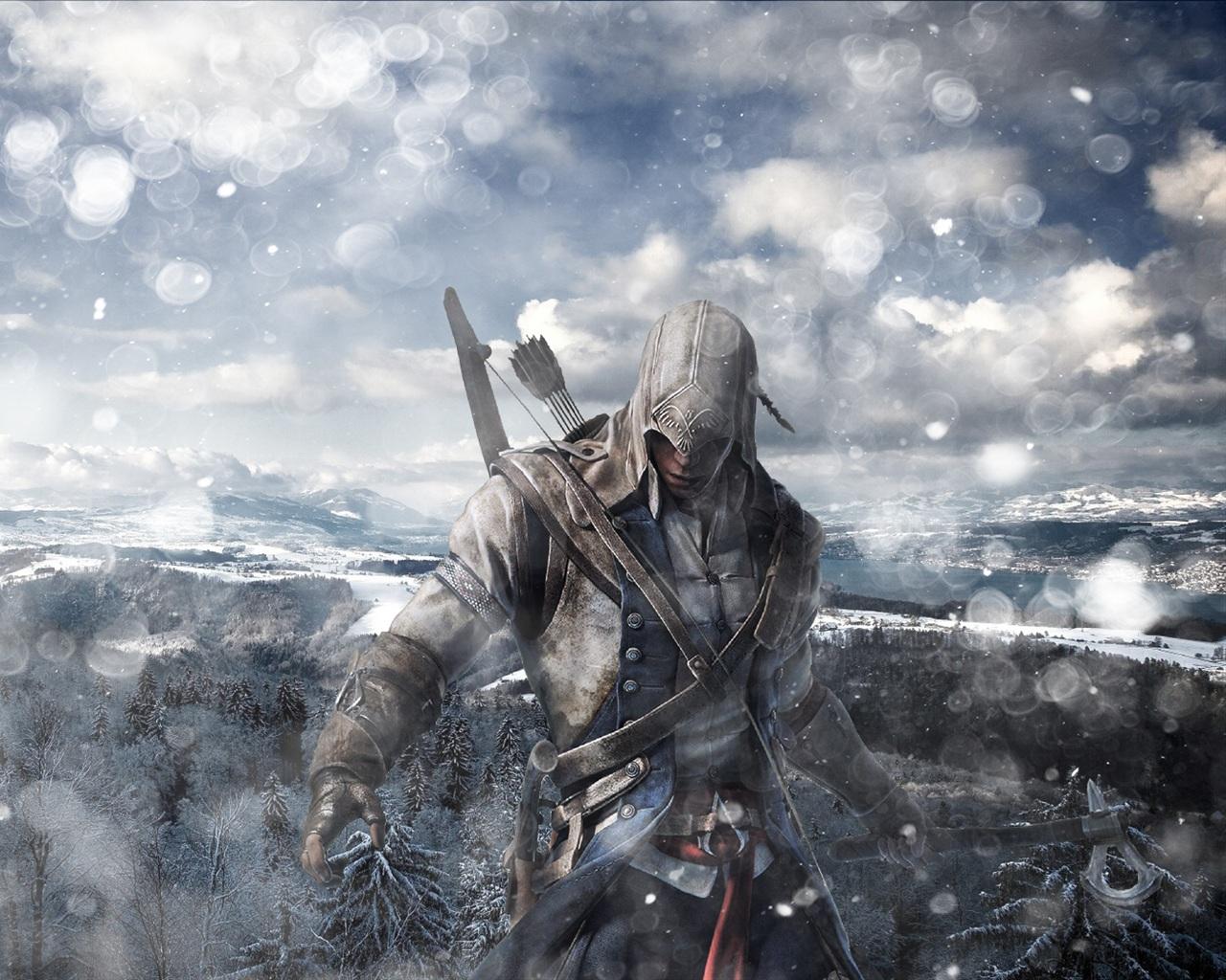 Assassin s Creed 3 HD 2012 1280x1024jpg 1280x1024