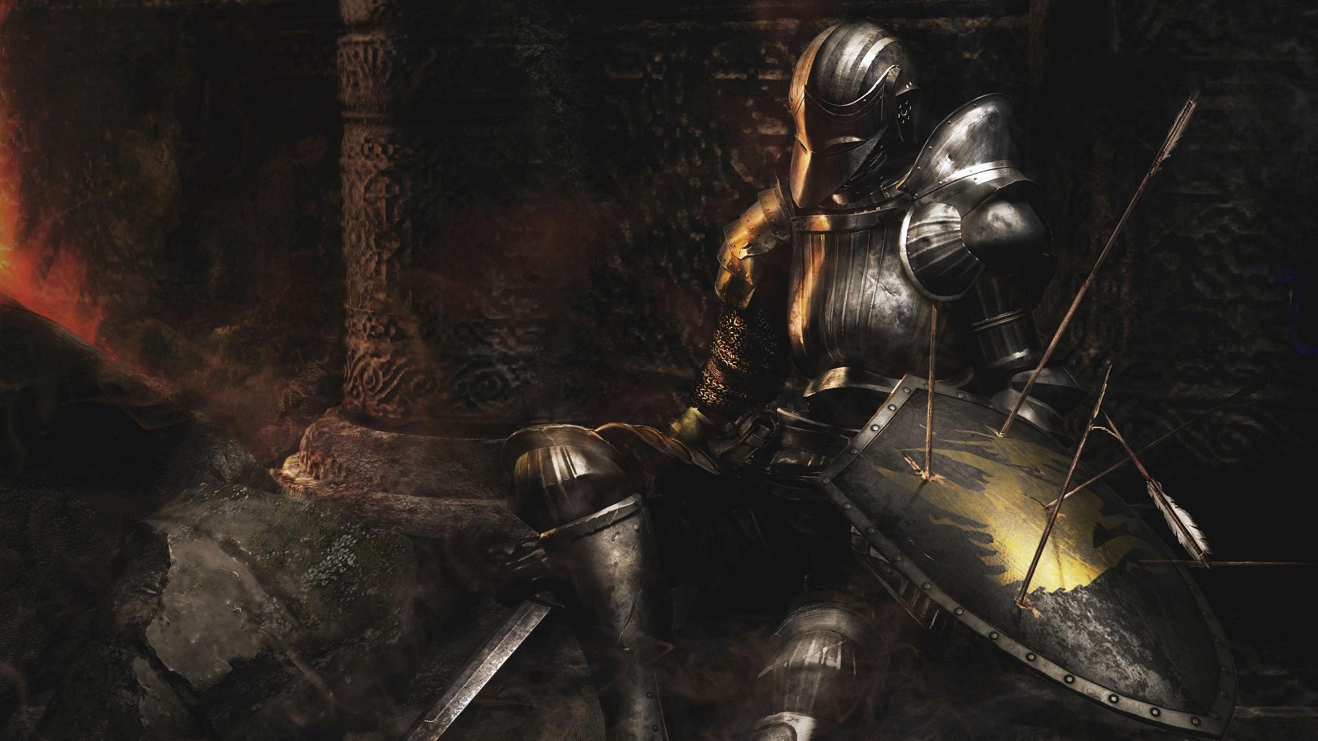 48 Dark Souls Wallpaper 1080p On Wallpapersafari