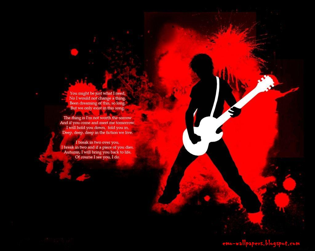 Punk Wallpaper Emo Wallpapers of Emo Boys and Girls 1024x819