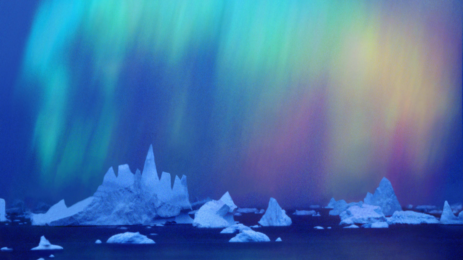 Cool Backgrounds Antarctica Region Background L Sea Aurora Australis 1920x1080