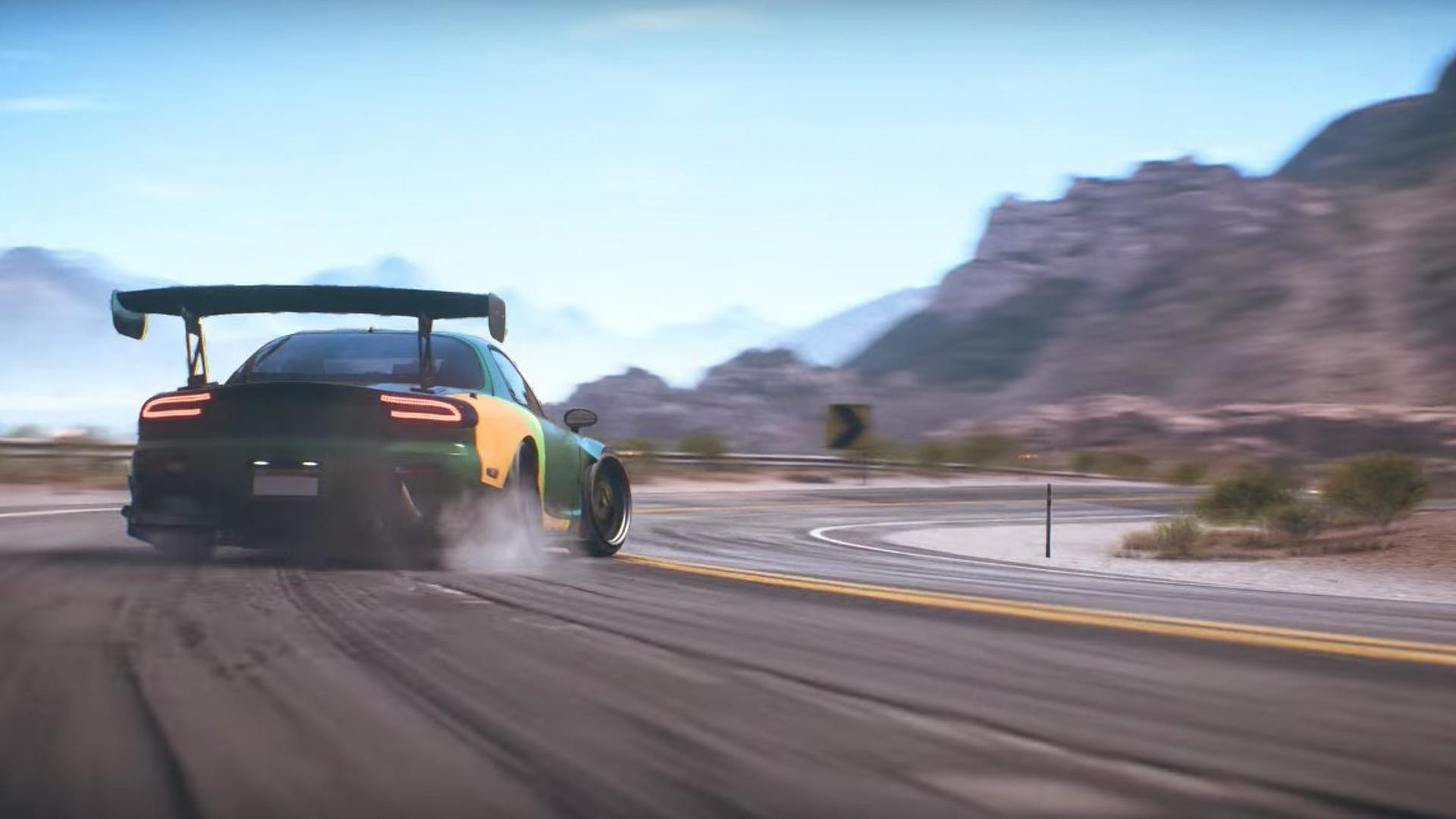 Need For Speed Payback Trailer Looks A Lot Like Forza Horizon 1920x1080