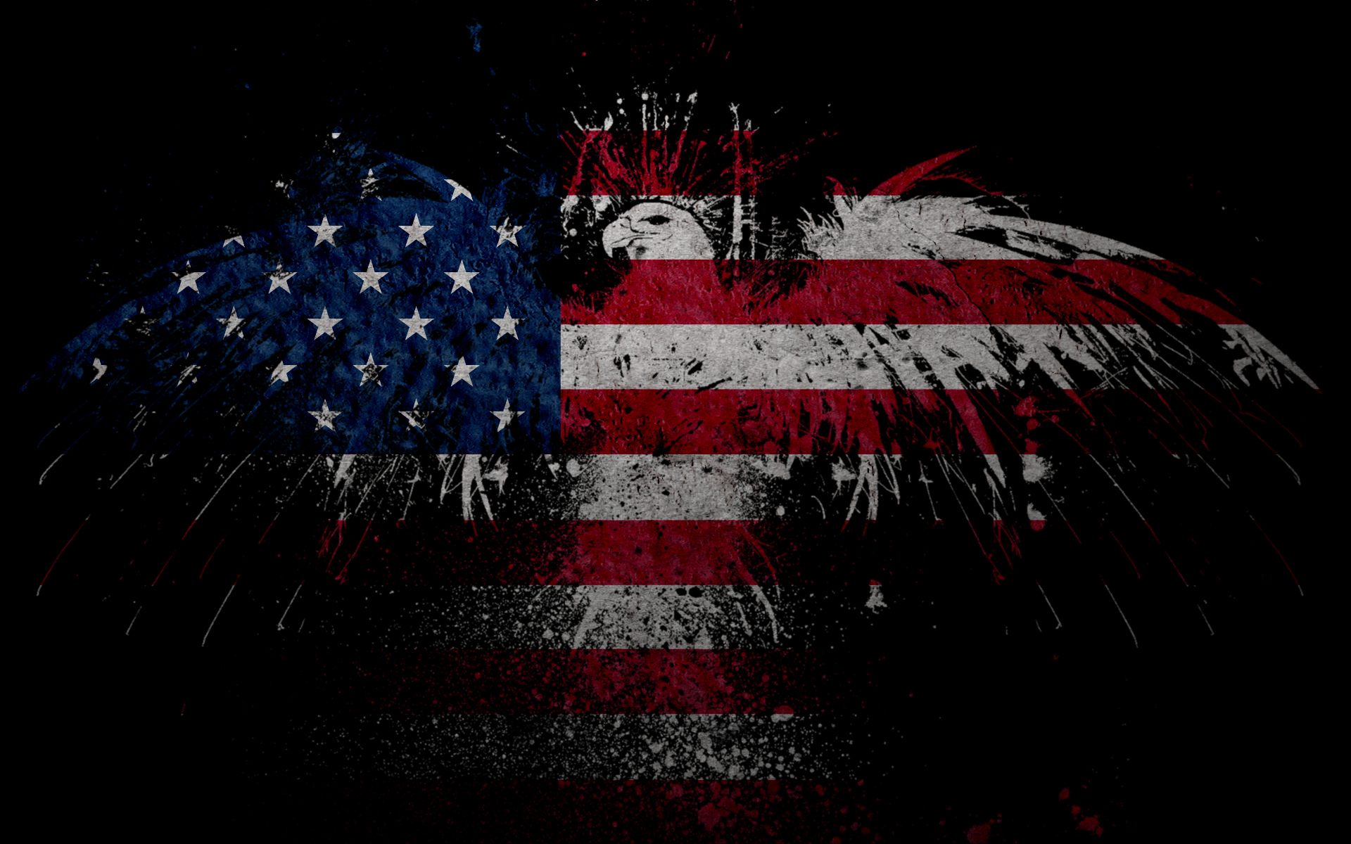 American Flag Eagle Wallpaper   Download Full HD American Flag Eagle 1920x1200