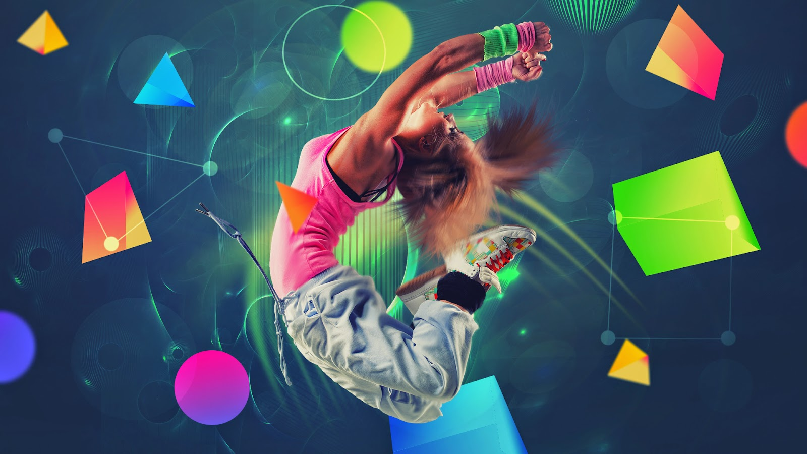 Ali Evans   Any body can dance Hip hop dance wallpapers 1600x900