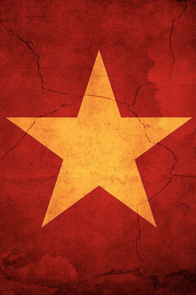 Stars Flag Vietnam Vietnam iPhone Flags in 2019 Iphone 640x960