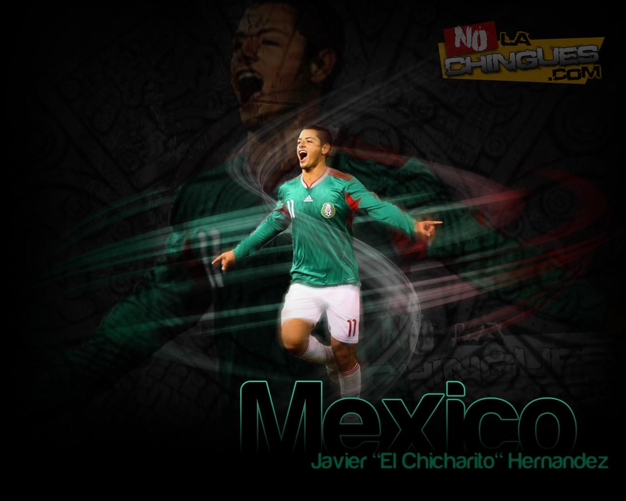 Chicharito Hernandez Wallpaper