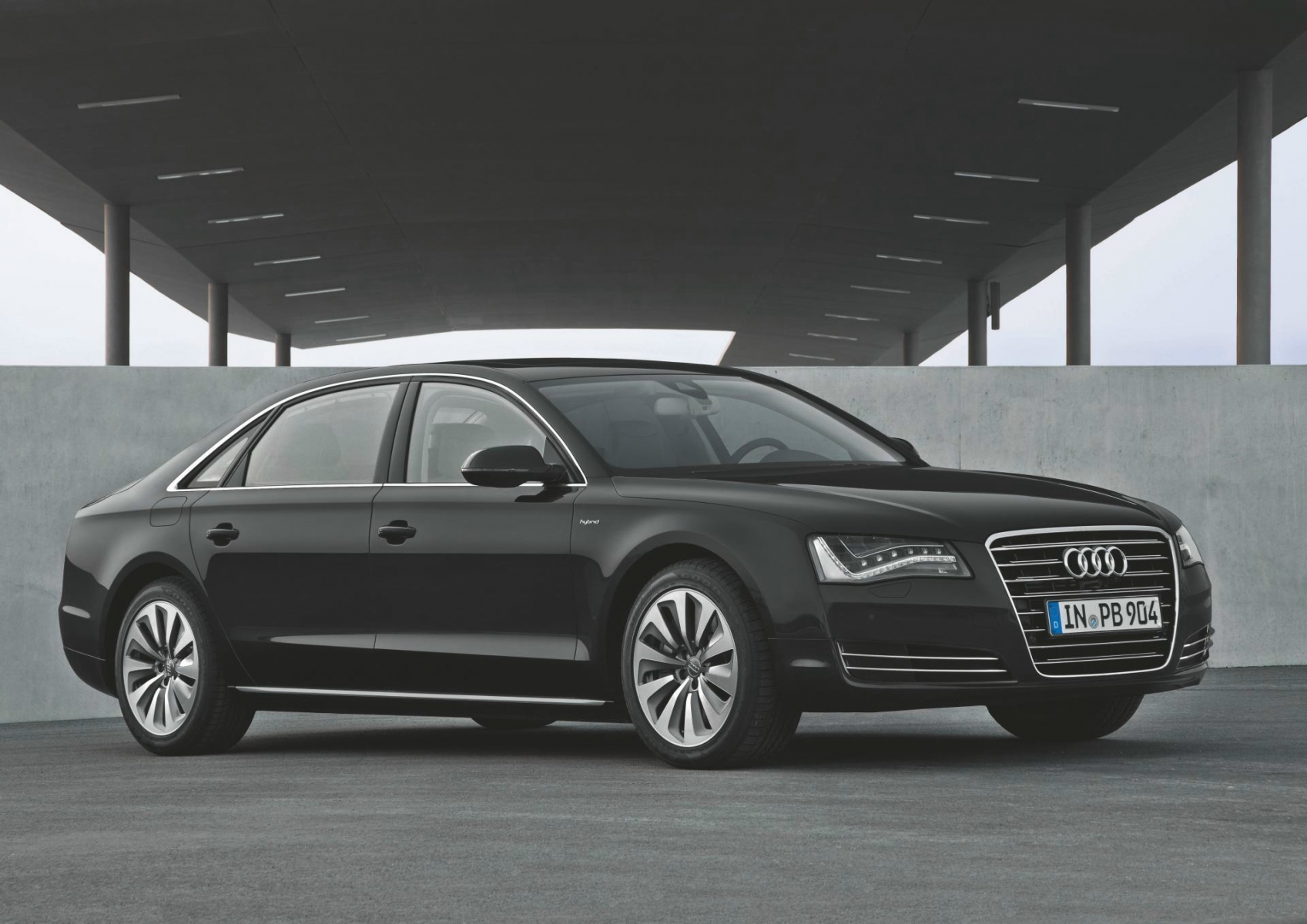 Audi A8 TFSI E HD Wallpapers Background Images Photos 1697x1200