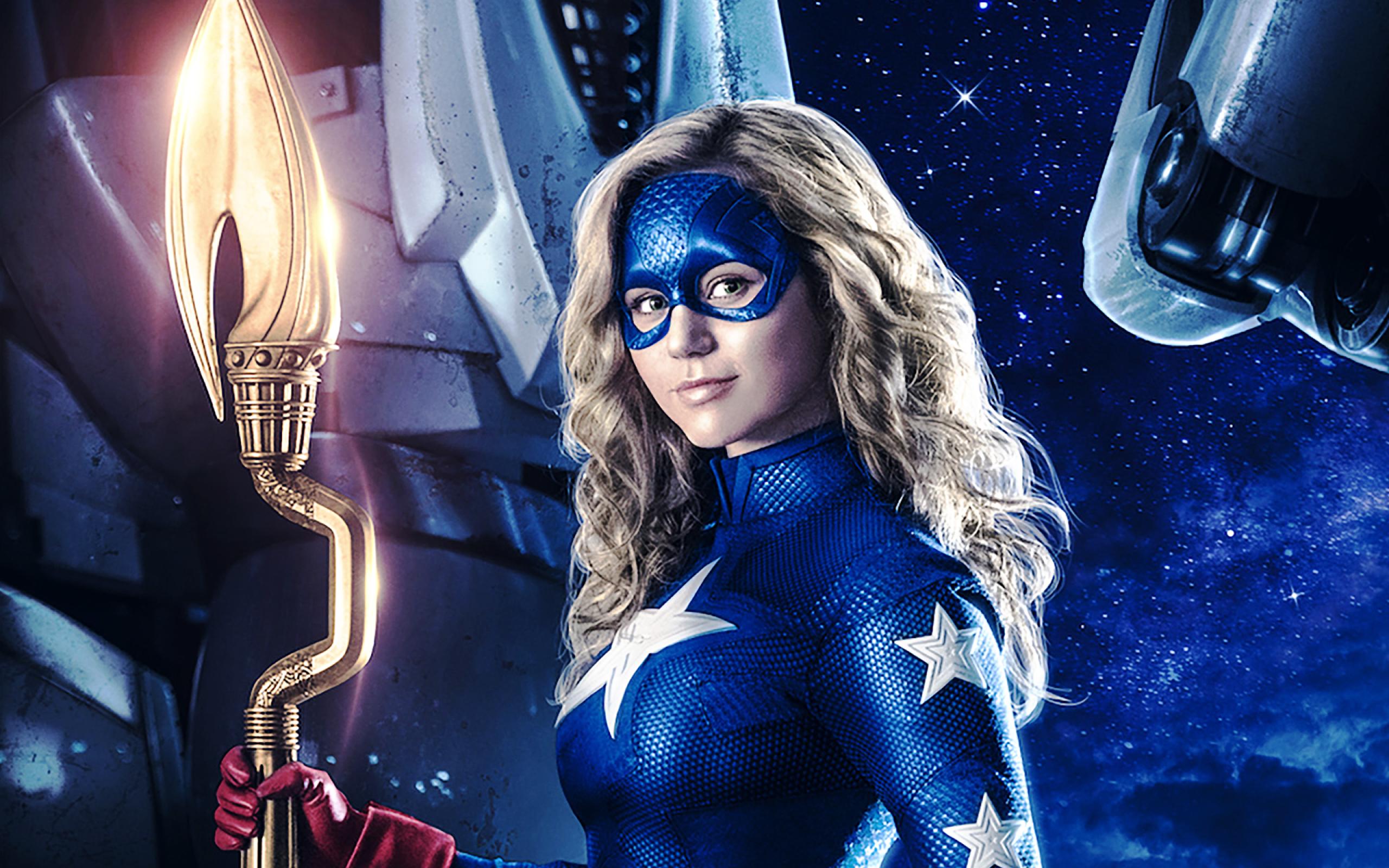 2560x1600 Stargirl DC Universe 2560x1600 Resolution Wallpaper HD 2560x1600