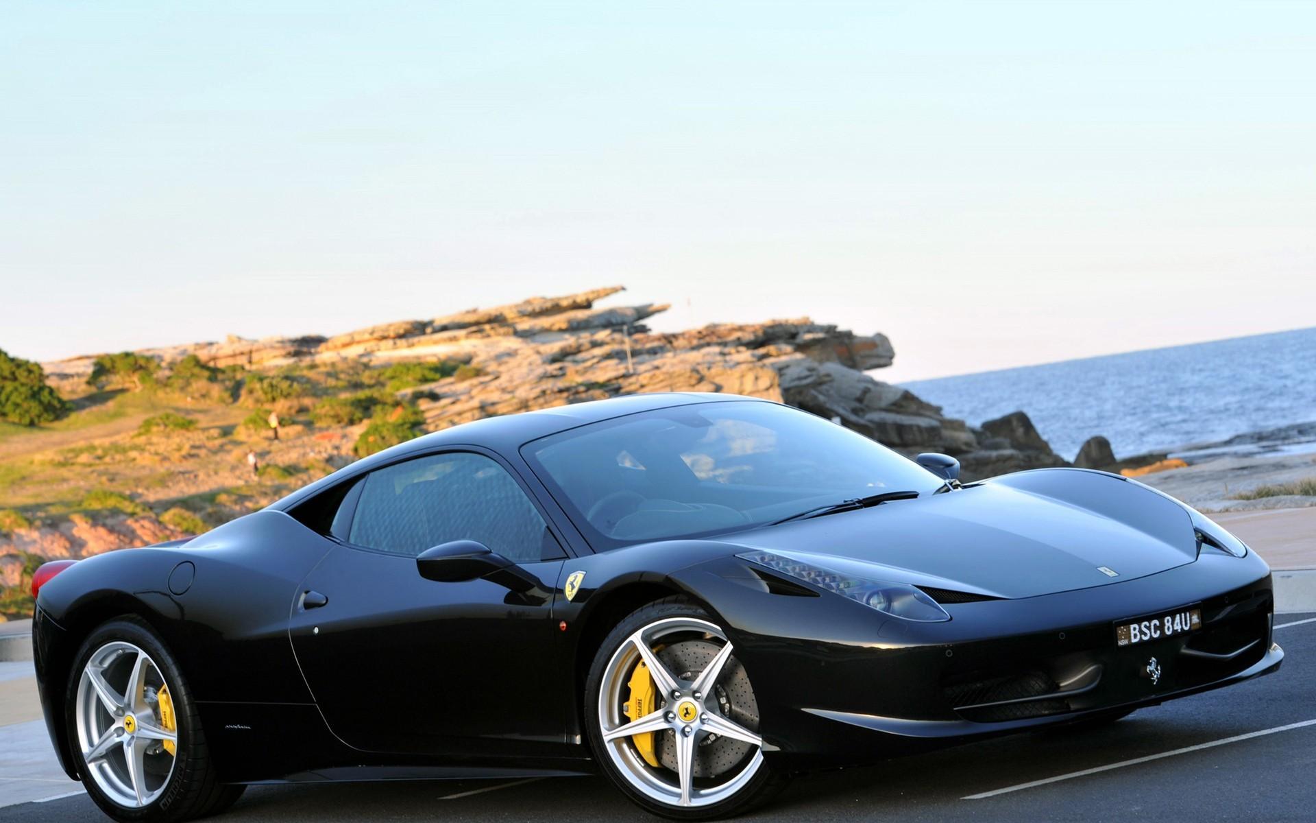 Ferrari 458 Italia wallpaper 22393 1920x1200