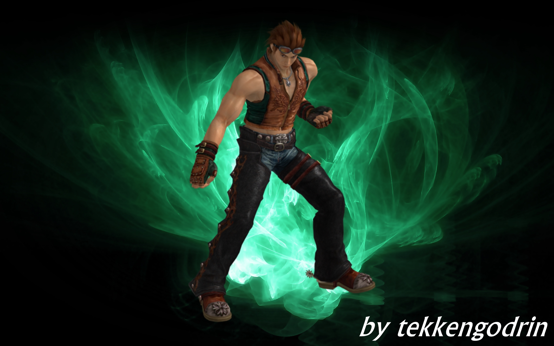 Tekken Tag Tournament 2 Hwoarang Wallpaper by TekkenGodRin on 1920x1200
