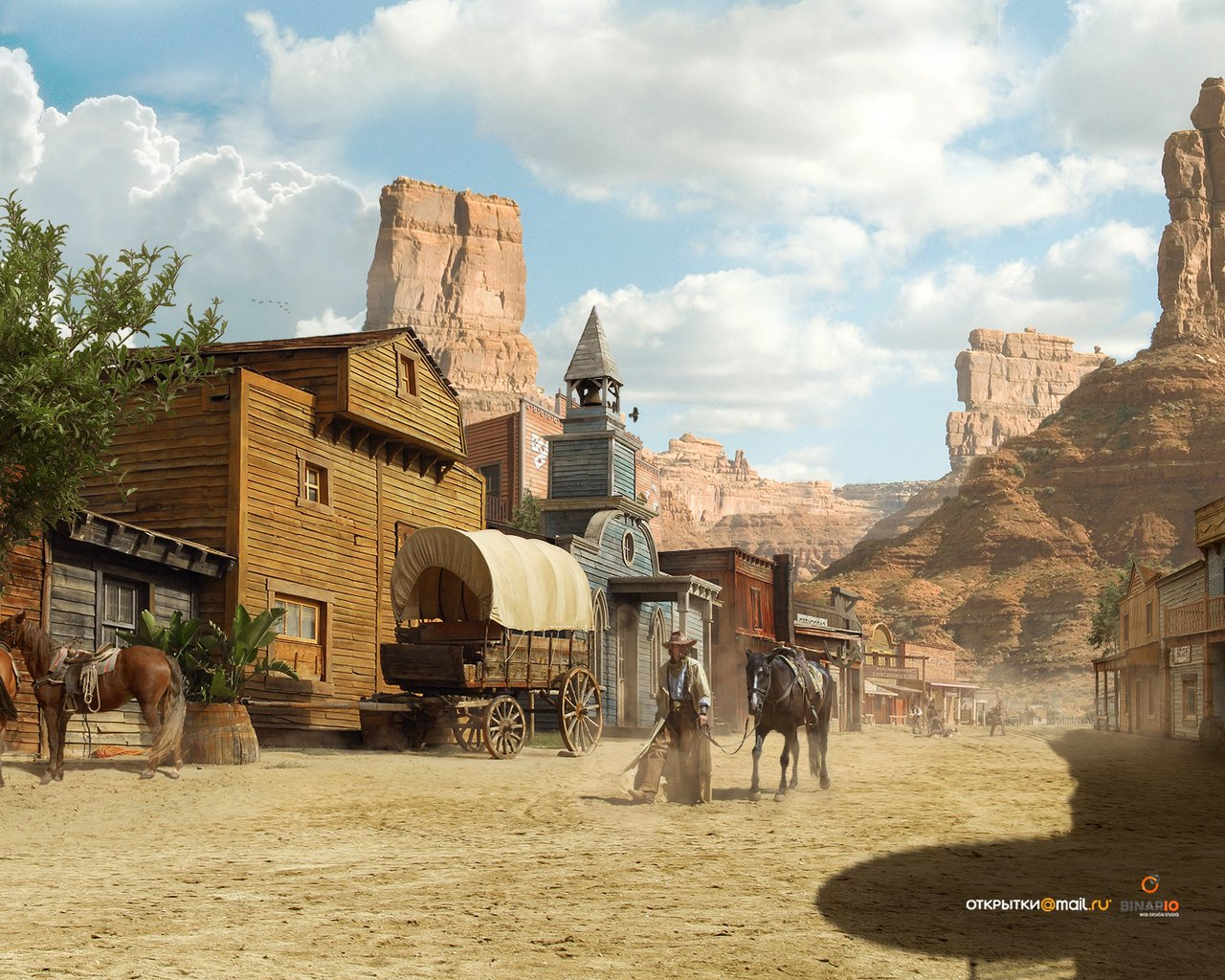 western town background - photo #27