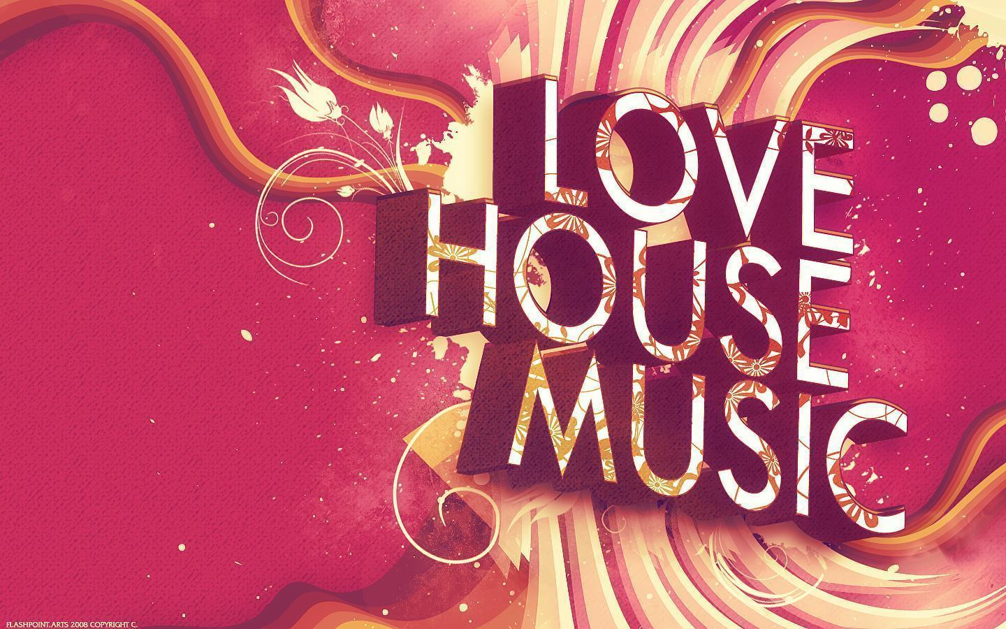 Electro House Music Wallpapers 1440x900