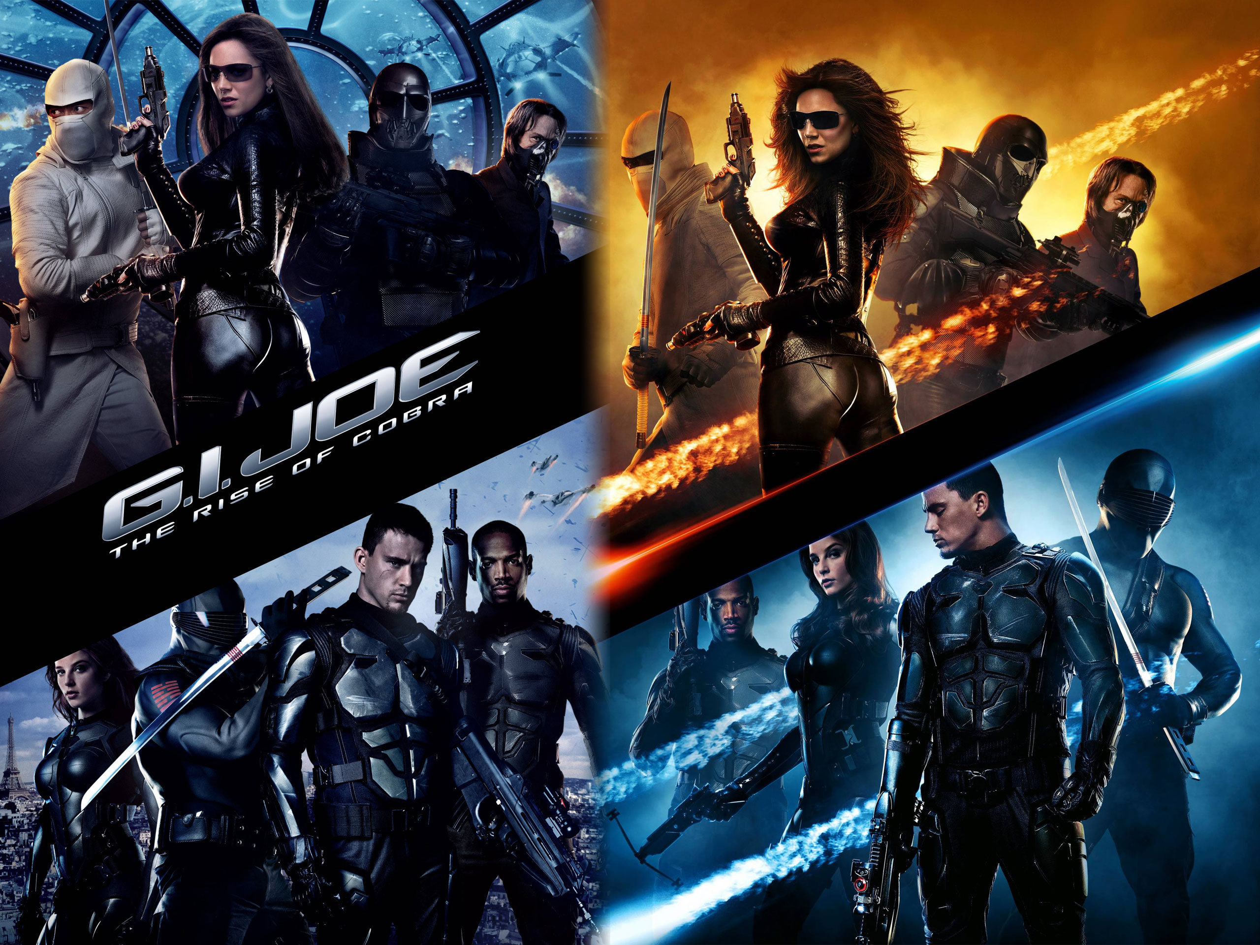 Movie   G I Joe The Rise Of Cobra Wallpaper 2560x1920