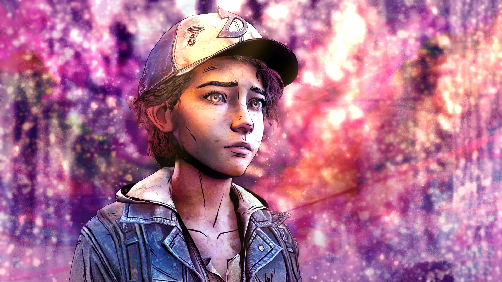 Clementine   The Walking Dead   games live wallpaper 17933 1919x1079