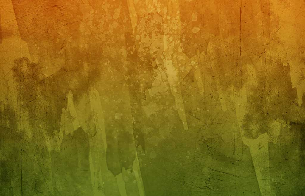 Background Orange Green grunge watercolor stock 1024x658